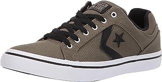 Converse Men's Unisex El Distrito Twill Low Top Sneaker