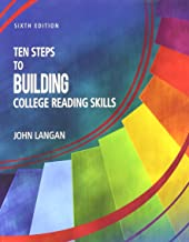 Ten Steps to Building College Reading Skills