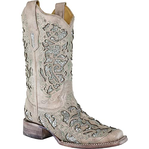 013a7cf0359 Wedding Cowgirl Boots: Amazon.com