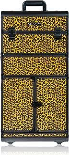 Shany Rebel Series Makeup Case - Spring Cheetah