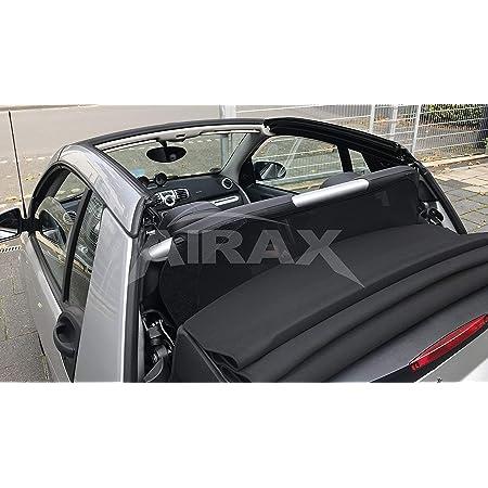 Airax Windschott Für Fortwo 451 Cabrio Windabweiser Windscherm Windstop Wind Deflector Déflecteur De Vent Auto