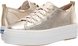 Gold Metallic Twill