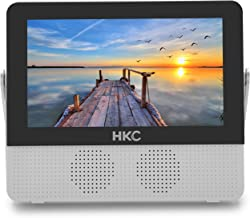 HKC P7H6 Mini TV portátil (TV HD de 7 Pulgadas) HDMI + USB