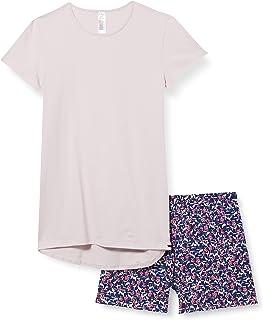 Skiny Girl's Mädchen Pyjama Kurz Pajama Set