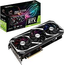 ASUS ROG Strix NVIDIA GeForce RTX 3060 OC Edition Gaming Graphics Card (PCIe 4.0, 12GB GDDR6, HDMI 2.1, DisplayPort 1.4a, ...