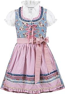 Stockerpoint Mädchen Kinderdirndl Emma Kleid für besondere Anlässe