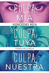 Trilogía Culpables (pack con: Culpa mía | Culpa tuya | Culpa nuestra) (Spanish Edition) Format Kindle
