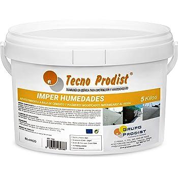 1 Litro Cementos Adhesivo al agua Escayolas RESINA PUENTE DE UNI/ÓN de Tecno Prodist - Buena Calidad Para yesos en cornisas y techos adherencia hormigones y morteros viejos con nuevos