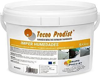 IMPER HUMEDADES de Tecno Prodist - (5 Kg) Mortero para