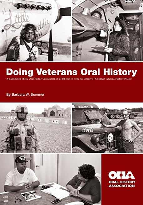 Doing Veterans Oral History