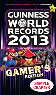 Guinness World Records 2013 Gamer's Edition – Sample Chapter