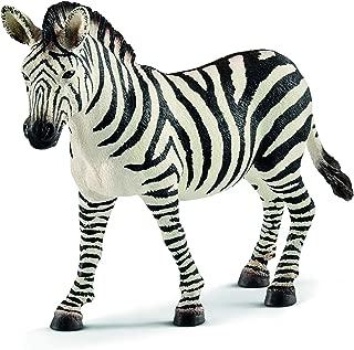 Schleich Zebra Female Toy Figurine
