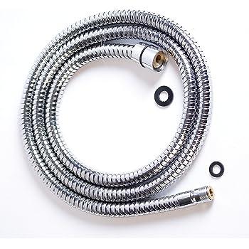 1,5m tubo flessibile per doccia per Cucina Doccia Rubinetto Doccia (bks1,50m)