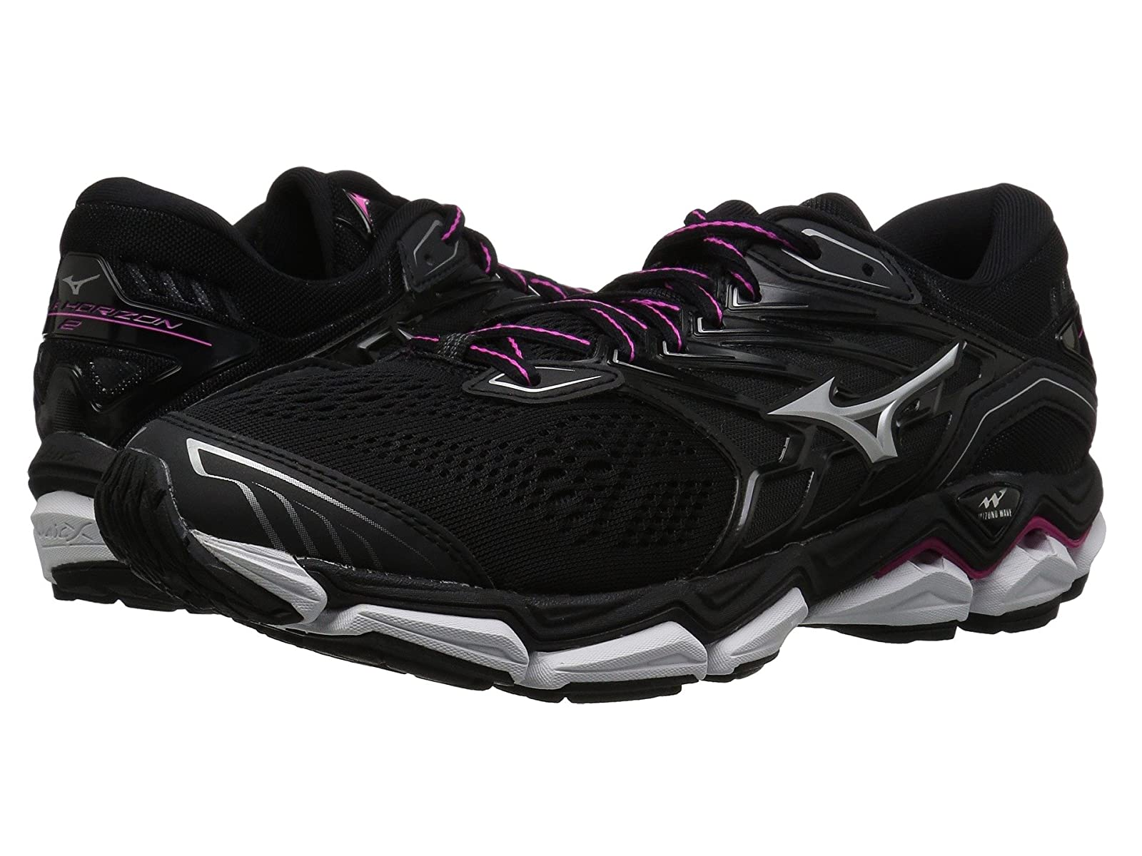 Mizuno Wave Horizon 2Atmospheric grades have affordable shoes