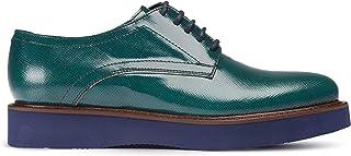 0acf1082ae8f2 Deery Hakiki Rugan Yeşil Günlük Kadın Ayakkabı - 01430ZYSLE06