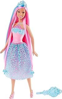 Barbie Long Hair Princess Asst