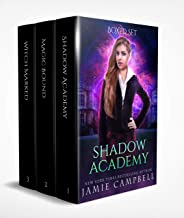 Shadow Academy Boxed Set: Complete Supernatural Academy Series