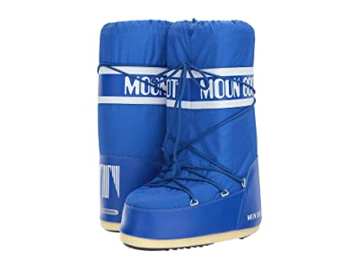 MOON BOOT Moon Boot(r) (Electric Blue) Cold Weather Boots