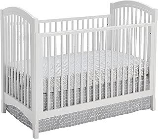 Sealy Batavia 3-in-1 Convertible Crib, White