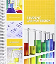 Student Lab Notebook: 100 Spiral Bound duplicate pages(Package may vary)