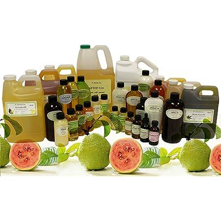 8 oz Premium Guava Seed Oil Pure Organic Vitamin C Hair Skin Care Moisturizer