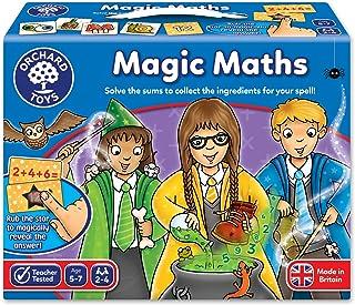 Orchard Toys - Magic Maths Games