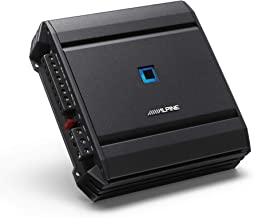 Alpine S-A32F S Series 4 Channel Digital Amplifier 80 Watts RMS x 4, 2 Ohms