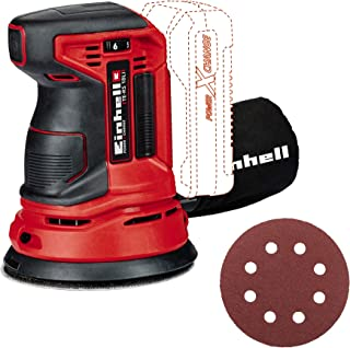 Einhell TE-RS 18 Li-Solo Power X-Change Cordless rotating Sander - Supplied without Battery and Charger