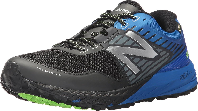 Amazon.com | New Balance Unisex-Adult 910V4 Gore-Tex Running Shoe ...