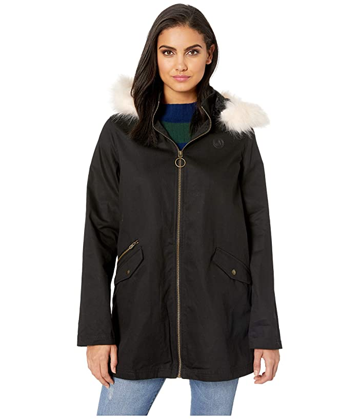 Volcom Pow Now Jacket (Black) Women