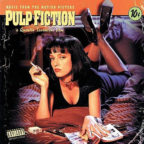 Pulp Fiction [Explicit] (Music From The Motion Picture) de Various ...