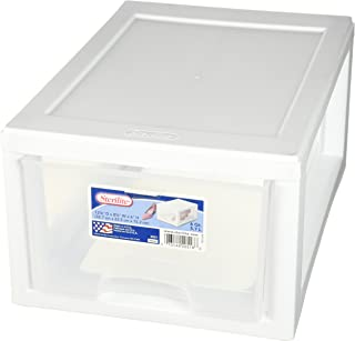 Sterilite Corp. 20518006 Sterilite Stackable Storage Drawer 12 7/8