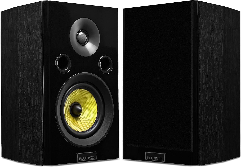 Fluance Signature HiFi 2-Way Max shipfree 87% OFF Bookshelf Sound Surround Speakers f