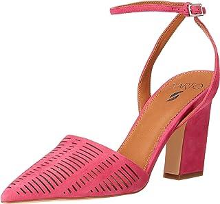 حذاء نسائي من Franco Sarto من Starla، فوشيا، 8
