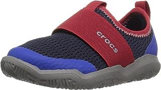 Crocs Unisex Kids Swiftwater Easy-on Shoe