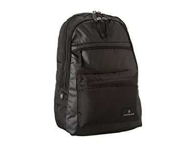 Victorinox Altmonttm 3.0 Standard Backpack (Black/Black) Backpack Bags