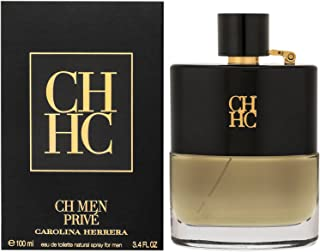 Carolina Herrera Prive Spray for Men, 3.4 Fl Oz