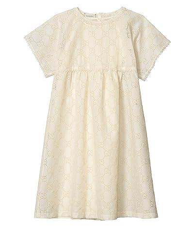 Gucci Kids Micro GG Sangallo Dress (Little Kids/Big Kids)