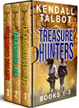 Treasure Hunters Box Set: The Archer Mahoney Archaeological thriller box set. Complete series: Books 1-3