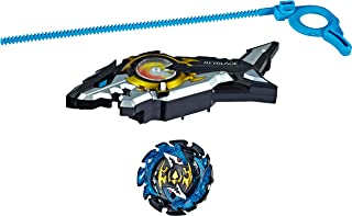 BEYBLADE Burst Turbo Slingshock Riptide Blast Set — Right/Left-Spin Launcher with..
