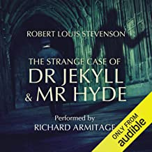 dr jekyll and mr hyde audiobook