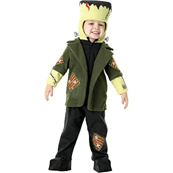 Poco Frankenstein disfraz de niños: Amazon.es: Ropa y accesorios