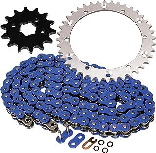 JT O-Ring Chain//Sprocket Kit 12-40 Yamaha YFZ350 Banshee 1989-2006