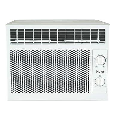 Haier QHEC05AC 5,050 BTU Mechanical Window Air Conditioner