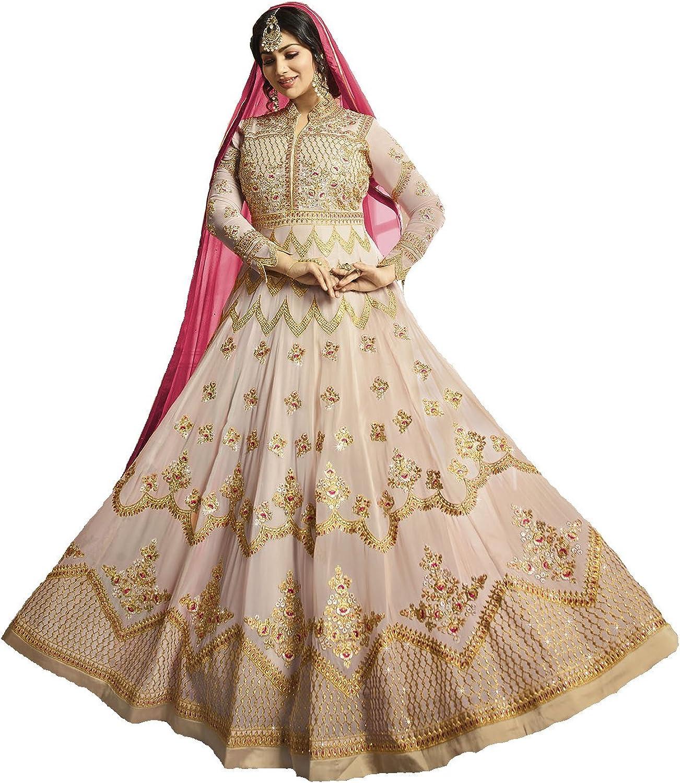 Delisa Readymade Partywear Indian Pakistani Salwar Anarkali Suit SF116F4F11