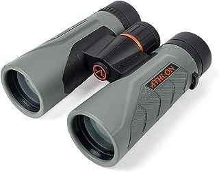 Athlon Optics Argos G2 HD Binocular - 10x42, Gray, Black