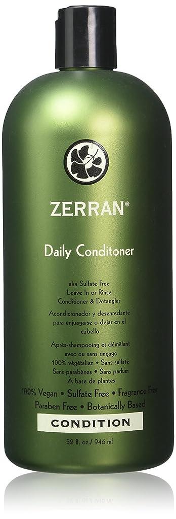 リズム直接アレルギー性Zerran デイリーコンディショナー、 32オンス 明確な