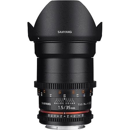Samyang 35mm T1 5 Vdslr Umc Objektiv Für Anschluss Kamera