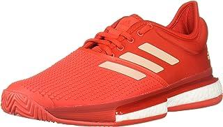 adidas Women's Solecourt Boost Tennis Shoe