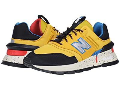 New Balance Classics 997 Sport (Varsity Gold/Black) Men